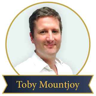 Toby Mountjoy